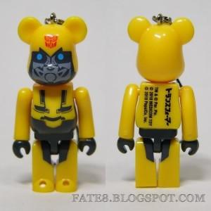 Gantungan Kunci Bumblebee