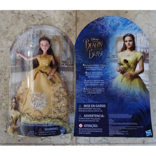 Beauty and the Beast - Belle Enchanted Ball Gown / Disney Princess