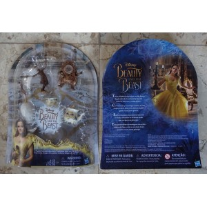 Beauty And The Beast toys - Castle Friends / Mainan Lumiere lilin