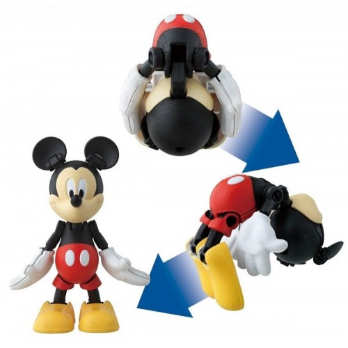 Hatch N Heroes Mickey Mouse