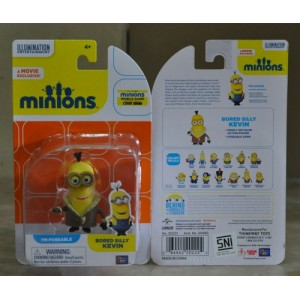 MINIONS - Bored Silly Kevin