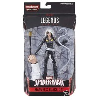 Marvel Legends - BLACK CAT / Spider man NO KINGPIN BAF
