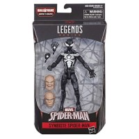 Marvel Legends - SYMBIOTE SPIDER MAN - Wave KINGPIN BAF