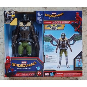 "Spiderman Homecoming - 12"" Vulture / Artikulasi & Suara / Spider man"
