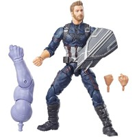Marvel Legends - CAPTAIN AMERICA - Infinity Wars