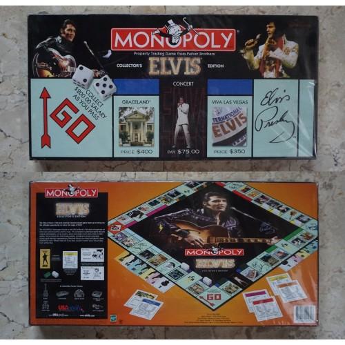 MONOPOLY - ELVIS Collector's Edition