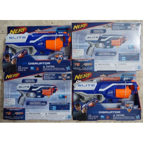 NERF Disruptor / NERF ELITE Pistol Nerf Blaster