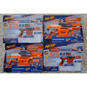 NERF Accustrike - Falconfire