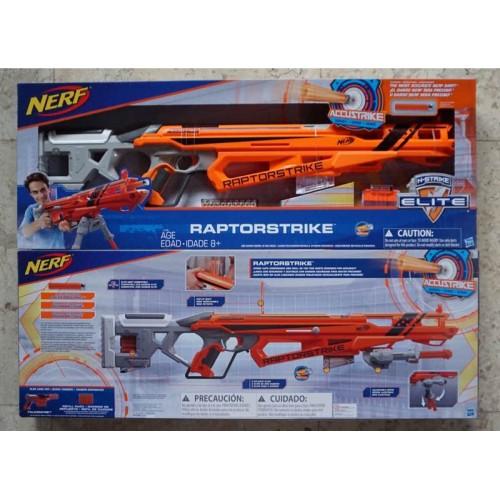 NERF Accustrike - RAPTORSTRIKE- Sniper - not CENTURION