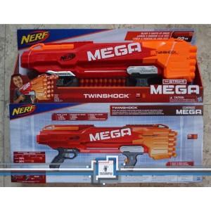 NERF MEGA TWINSHOCK