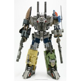 Shadow Fisher SF01 - Bruticus add on
