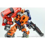 Toyworld Throttlebots Set Of 4