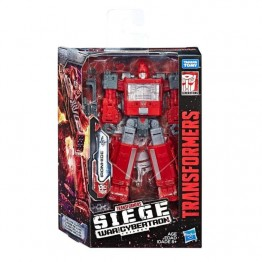 WFC SIEGE DELUXE-IRONHIDE