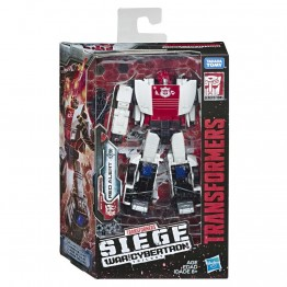 Transformers WFC Deluxe - RED ALERT