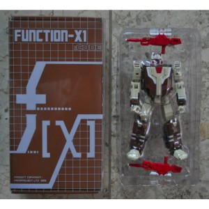 FPJ Function X-1 Code