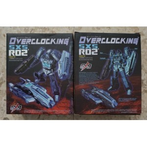 SXS R02 - Overclocking - Blurr