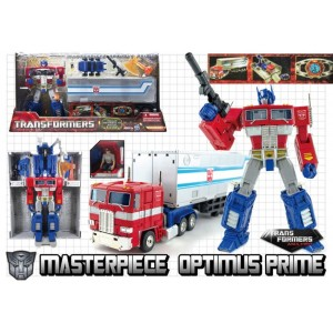Transformers Masterpiece MP - 10 Optimus Prime / MP10 OP - G1