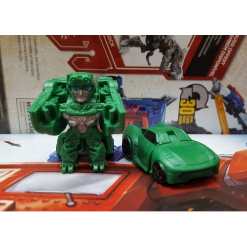 Tiny Turbo Changers - CROSSHAIR / Blind bag Transformers / Choro Q