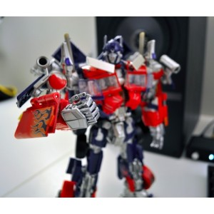 UFO Articulated Hands for LC Optimus Prime