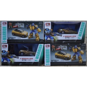 Toyworld TW-T05 - Goldbug OS