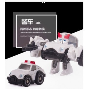 Choro Q - PROWL Diecast / Tomica - Weijiang / Transformers Mini