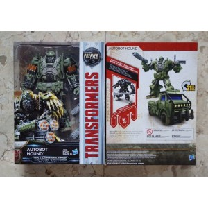 Transformers Voyager - HOUND - Premier Edition The Last Knight