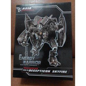 TF - GOD-01 Decepticon Skyfire
