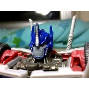 Dr. Wu TP05 Faceplate for Optimus Prime