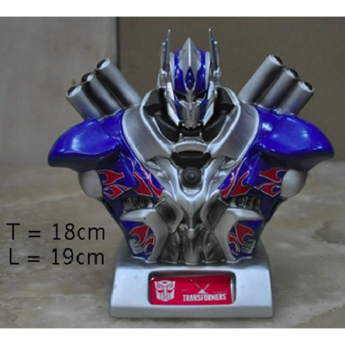 Transformers Coin Bank - OP - Medium