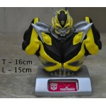 Transformers Coin bank - Bumblebee - M