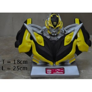 Transformers Coin bank - Bumblebee - S