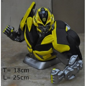 Transformers Coin bank - Bumblebee - L