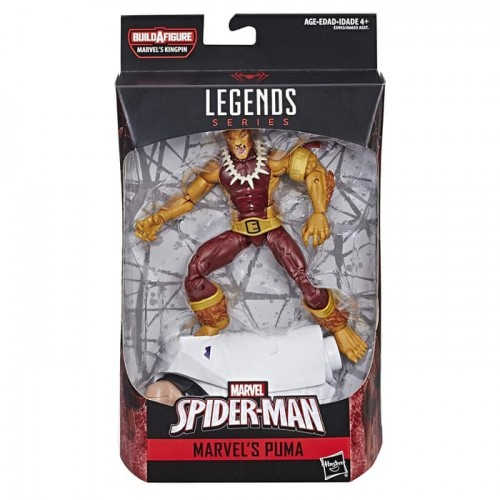 Marvel Legends - PUMA (NO BAF Kingpin)