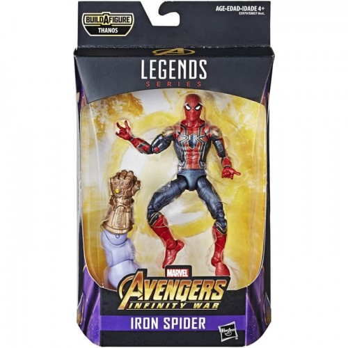 Marvel Legends - IRON SPIDER - Infinity Wars