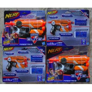 NERF Elite - Firestryke Blaster