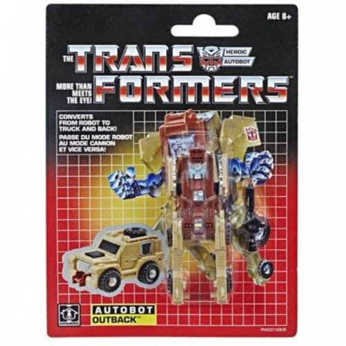 Transformers Encore G1 - OUTBACK