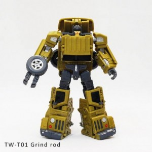 Toyworld TW-T01 - Grind Rod